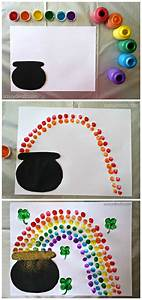 Easy St. Patrick's Day Crafts For Kids - Crafty Morning