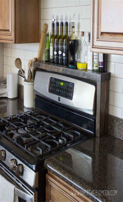 easy      stove shelf iseeidoimake