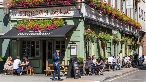Places to Eat in Fitzrovia   Galliard Homes