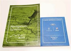 2011 Lincoln Navigation System Owners Manual User Guide