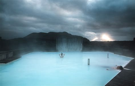 Blue Lagoon In Iceland A Luxury Geothermal Spa Luxury