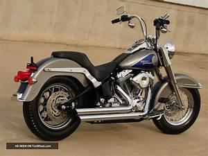 Tacho Harley Davidson Softail : 2006 harley davidson flsti heritage softail moto ~ Jslefanu.com Haus und Dekorationen