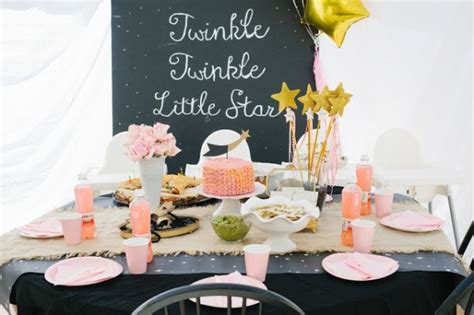 modern takes  classic kids party themes