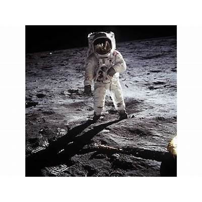 Buzz Aldrin on the Moon : NASA Free Download & Streaming