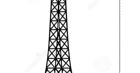 eiffel tower outline silhouette tattoos pinterest