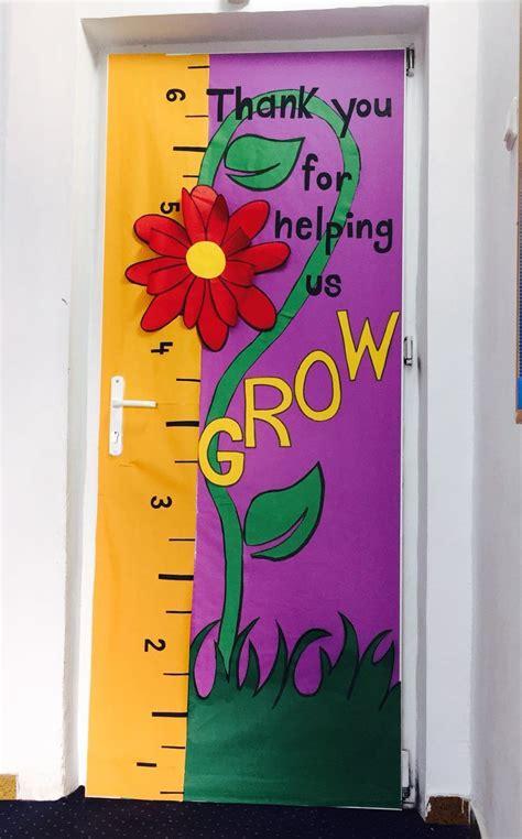 kindergarten classroom door decorations top 25 ideas about preschool door decorations on