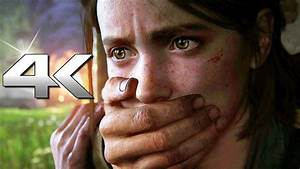 The Last Of Us 2 Bande Annonce 4k  2020