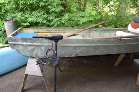 Jon Boat Accessories by Jon Boat Duck Boat Fishing Boat 10 Ft Sled Plus