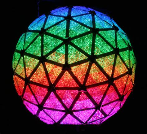 new years colors shiny leds ring in the new times square new year s ball