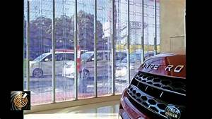 ICE LED GLass Screen Installation for Landrover and Jaguar ...