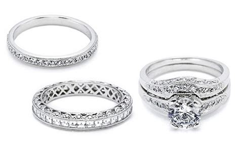 Wedding Bands For Women Vintage