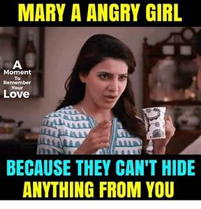 25+ Best Memes About Angry Girl   Angry Girl Memes