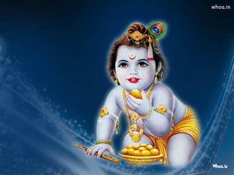 lord bal krishna wallpaper