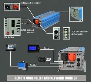 Cosuper Cosuper Cpt Series Split Phase Inverter 5kv
