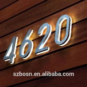 high quality customized backlit led acrylic letters for With back lit letters