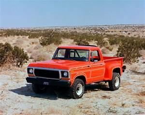 Pick Up Ford : ford f serie 6 generation 1972 1979 pick up trucks ~ Medecine-chirurgie-esthetiques.com Avis de Voitures