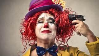 Sad Clown Mobile Wallp...