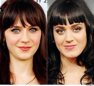 The gallery for --> Zooey Deschanel Katy Perry Look Alike ...