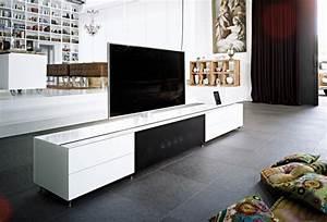Meuble Tv Haut De Gamme : meuble tv haut de gamme ~ Teatrodelosmanantiales.com Idées de Décoration