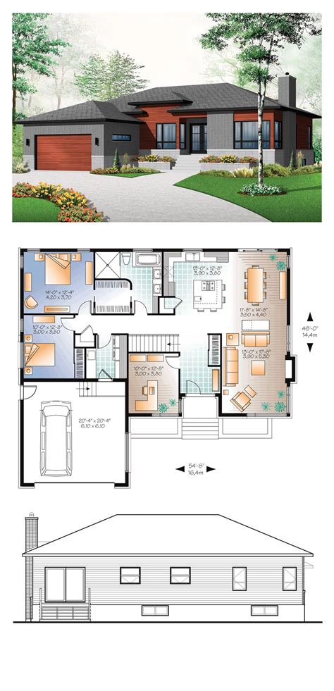 contemporary home designs and floor plans home design contemporary modern house plans photos