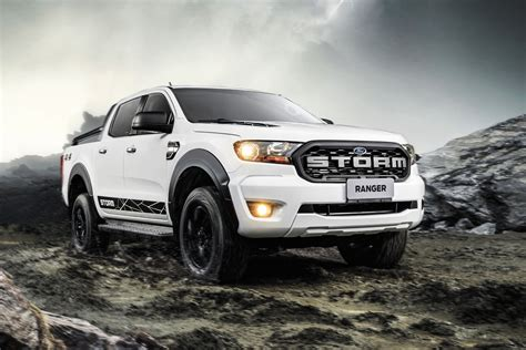 The 2021 ford ranger is a versatile midsize pickup truck that can fill a number of roles depending on how you configure it. Ford introduces Ranger Storm for Brazil - Leisure Wheels