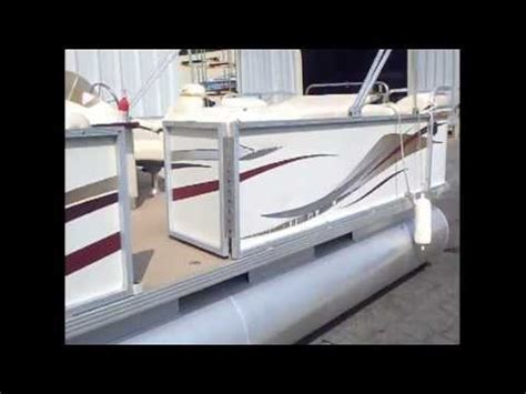 Pontoon Boats For Sale In Lake Wylie Sc by 2003 Crest 25 Pontoon W 115hp Used Pontoon For Sale Lake