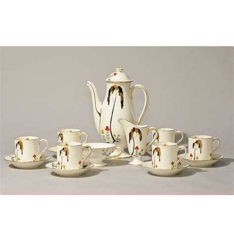 Royal Doulton Art Deco Coffee Set (15 Pc)  Seaway China. Drapery Fabrics. Sunroom Furniture Ideas. Kingsley Bate. Blue Glass Table Lamp. Dog Showers. Victorian Bedroom. Centerpieces For Dining Room Tables Everyday. Schon Flooring