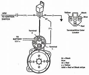 chevrolet 305 starter wiring diagram html With starter relay as well as chevy truck wiring diagram further 1970 chevy