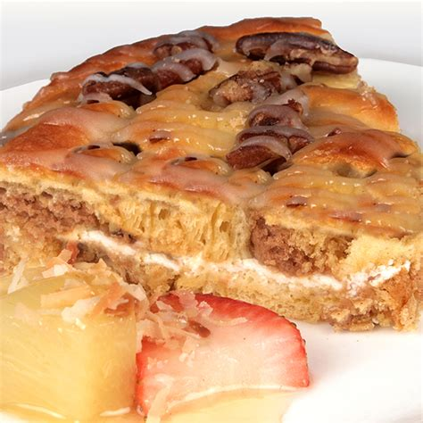 Amount of fat in sara lee, pecan coffee cake: Peach Coffee Cake Recipe ** You can get more details by clicking on the image. | Coffee cake ...
