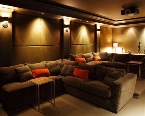 Brown Sofa Living Room Ideas by 17 Best Images About Entertainment Room Basement Ideas On