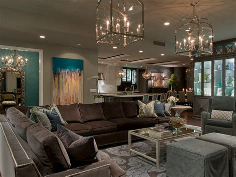 Houzz Living Room Lighting by Austonian Luxury Condo Contemporary Living Room