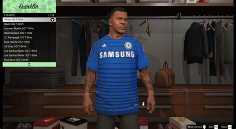 Chelsea 14/15 Shirt For Franklin