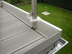 Bodenfliesen Balkon Kunststoff : balkonbelag wpc balkon und terassenbel ge wpc als ~ Michelbontemps.com Haus und Dekorationen