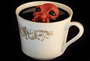 Tasse à Thé : les tasses th avec des monstres marins de voodoo delicious ~ Teatrodelosmanantiales.com Idées de Décoration