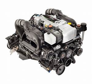 Mercruiser 8 2 Mag H O  430hp New Marine Engine