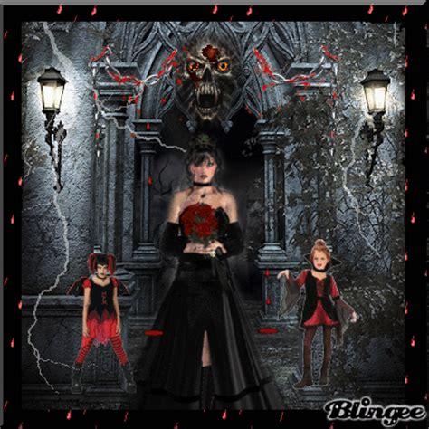 imagenes animadas de doncellas goticas  facebook mil