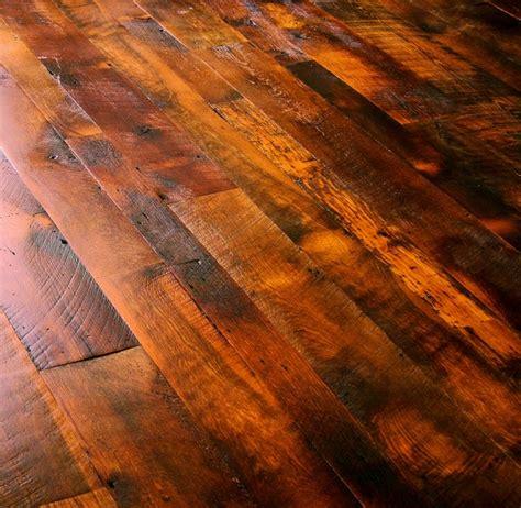 rustic floor flooring