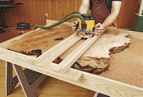 work  natural edge slabs wood magazine
