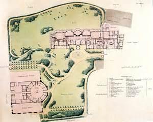 Royal Pavilion Brighton Plan