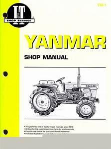 Yanmar Ym135d Ym155d Ym195d Ym240d Ym330d Shop Manual