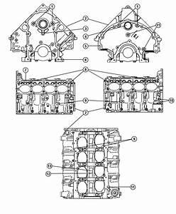 Chrysler 300 Engine  Short Block  Remanufactured  Notes