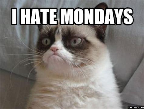 I Hate Mondays Meme - i hate mondays memes com