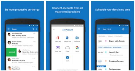 best mail app for android the best email apps for android 2017 your mobile