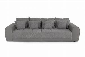 Big Sofas Günstig Kaufen : samy von job sofa grau sofas couches online kaufen ~ Bigdaddyawards.com Haus und Dekorationen