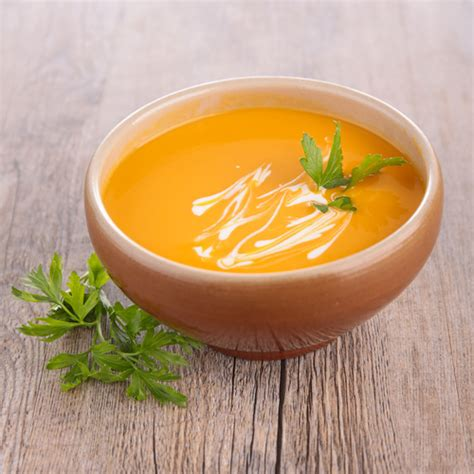 comment cuisiner le potiron recette soupe de potiron recette de velouté de potiron