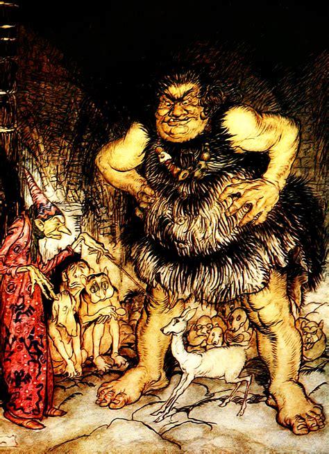 Giant Ogre Free Stock Photo - Public Domain Pictures