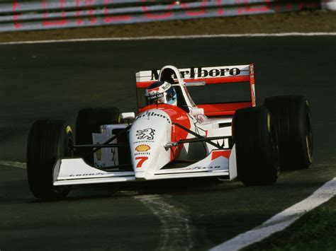 mclaren peugeot mp  formula    race racing