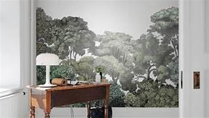 Papier Peint Bureau : papier peint la tendance panoramique actualit s par ~ Melissatoandfro.com Idées de Décoration