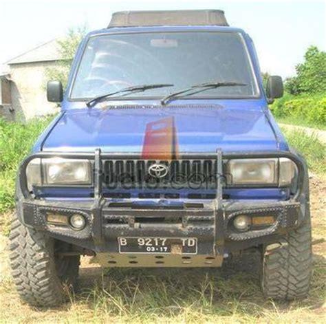 Modifikasi Jeep Grand by Modifikasi Toyota Kijang Grand Mitula Mobil