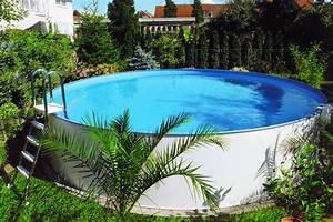 Pool 120 Tief : stahlwandpool frei aufstellbar und bodeneinbau 1 20 m tief aufstellpool sunny pool komplett ~ One.caynefoto.club Haus und Dekorationen